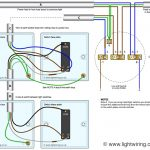 New 2 Way Switch Diagram Wiring Wire Lights Library   Wiring A Light Switch Diagram