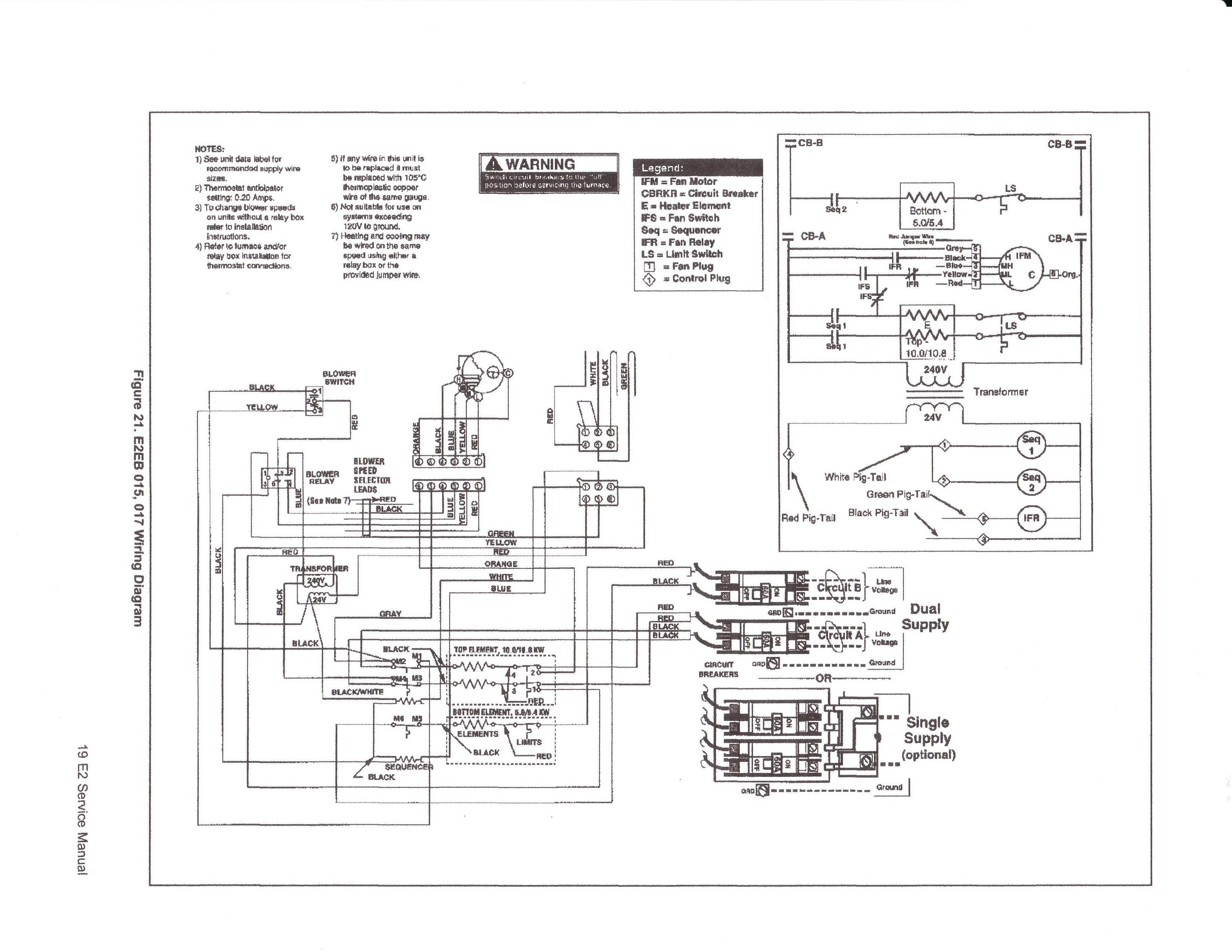 Nordyne Wiring Diagram - Wiring Diagram Data - Nordyne Wiring Diagram Electric Furnace