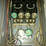 Older Fuse Box | Wiring Diagram   Boat Fuse Panel Wiring Diagram