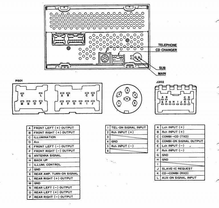Onan Wiring Harness Color Code | Wiring Diagram - Scosche
