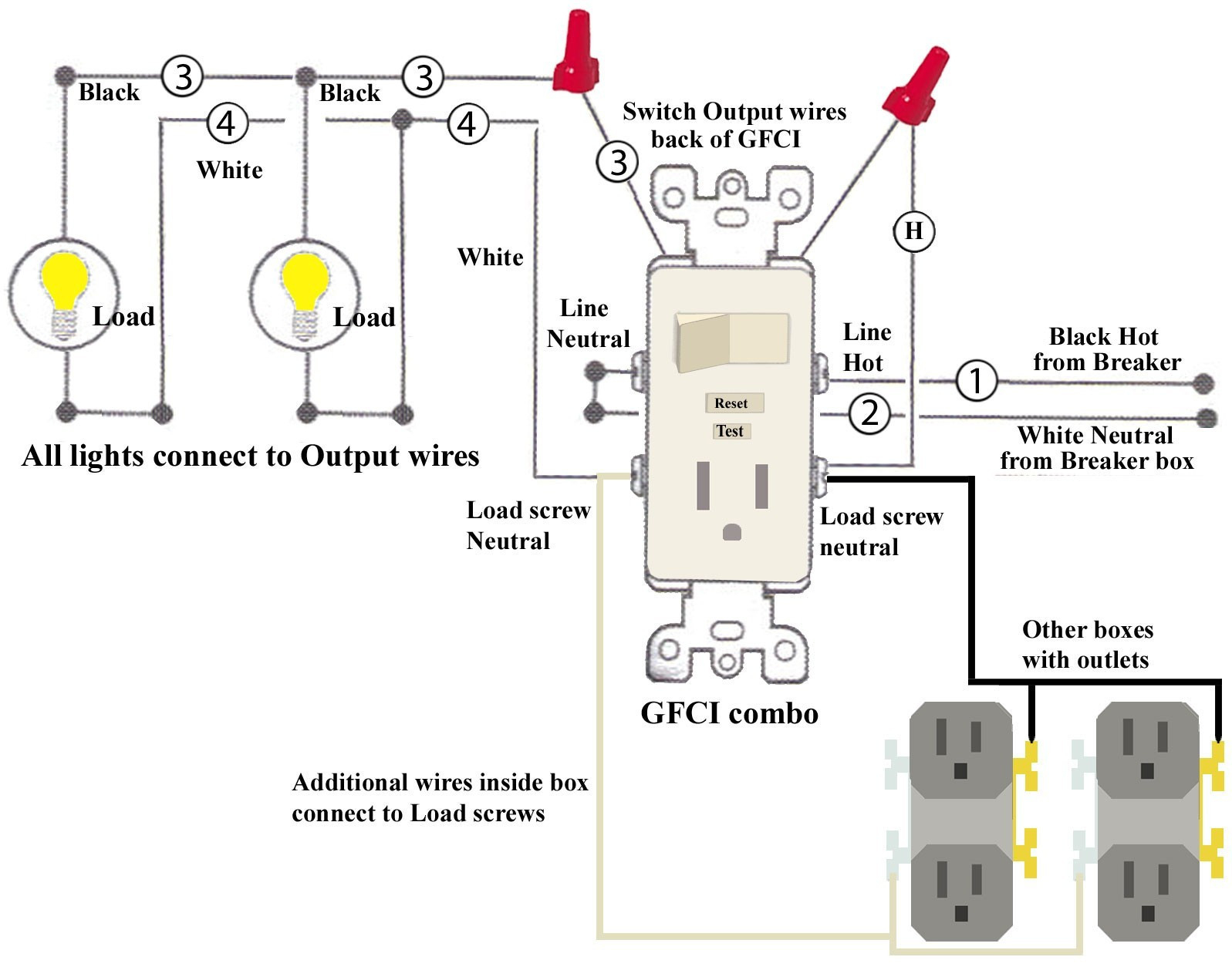Outlet Switch Combo Wiring Diagram Fresh Wiring Diagram Switch - Switched Outlet Wiring Diagram