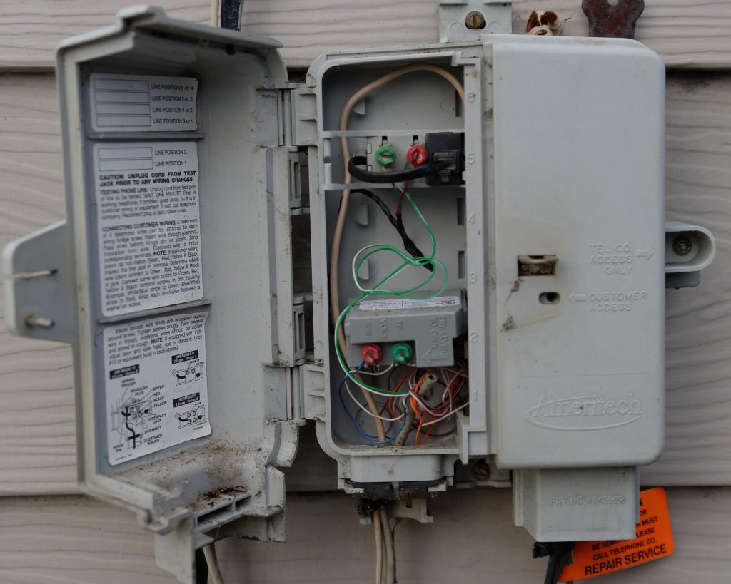 Outside Phone Box Wiring - Data Wiring Diagram Today - Telephone Junction Box Wiring Diagram