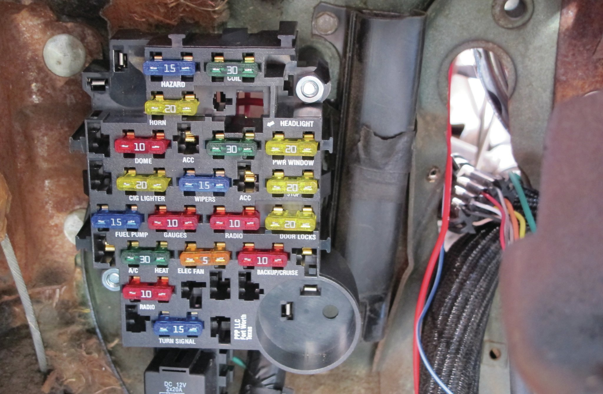 Painless Fuel Pump Relay Wiring Diagram | Wiring Diagram - Painless Wiring Diagram
