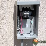 Part 9: Ac Disconnect And Breaker Box   Youtube   Breaker Box Wiring Diagram