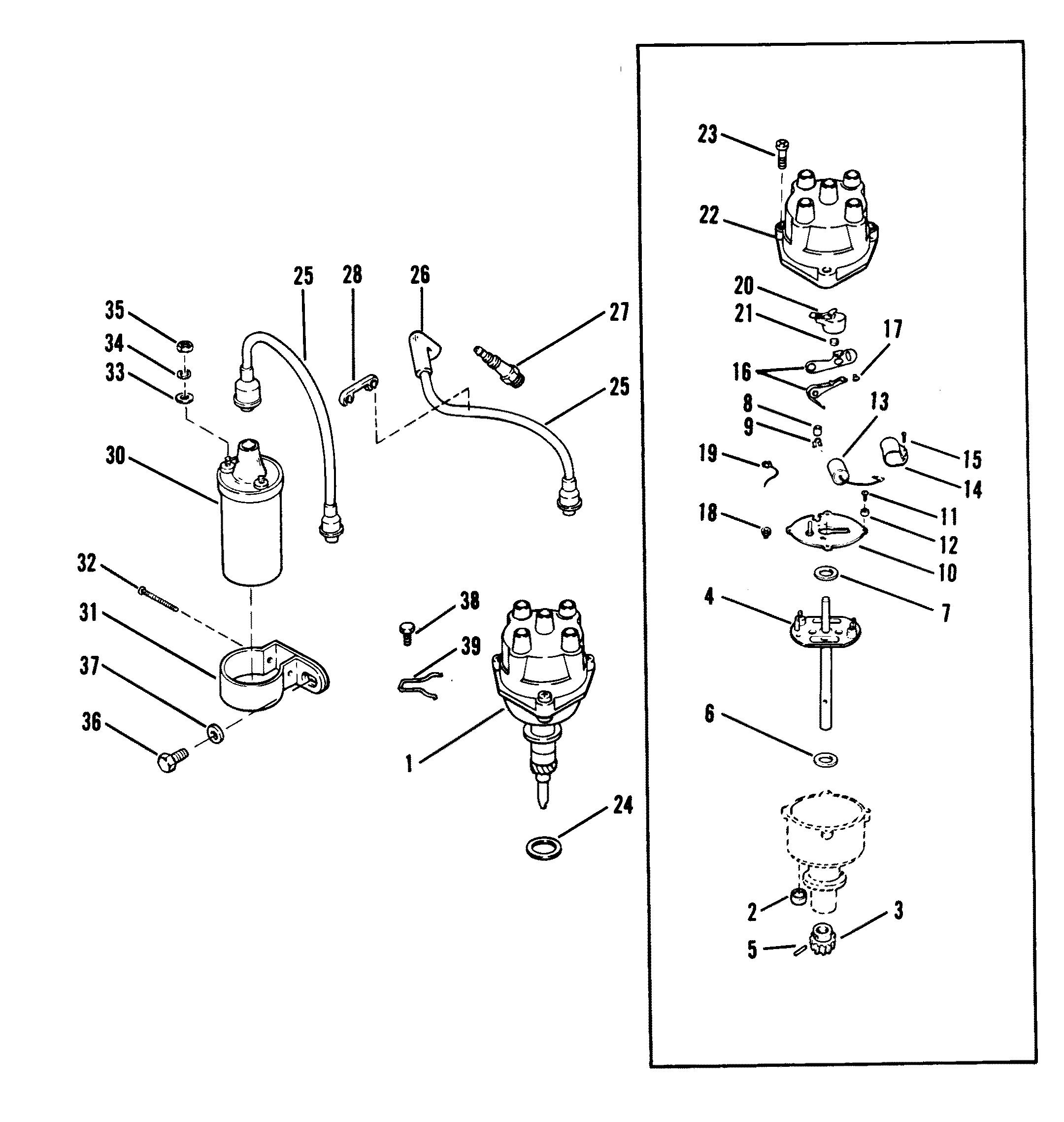 Pdf-8538] Mercruiser 1975 165 Starter Repair | 2019 Ebook Library - Mercruiser 3.0 Wiring Diagram