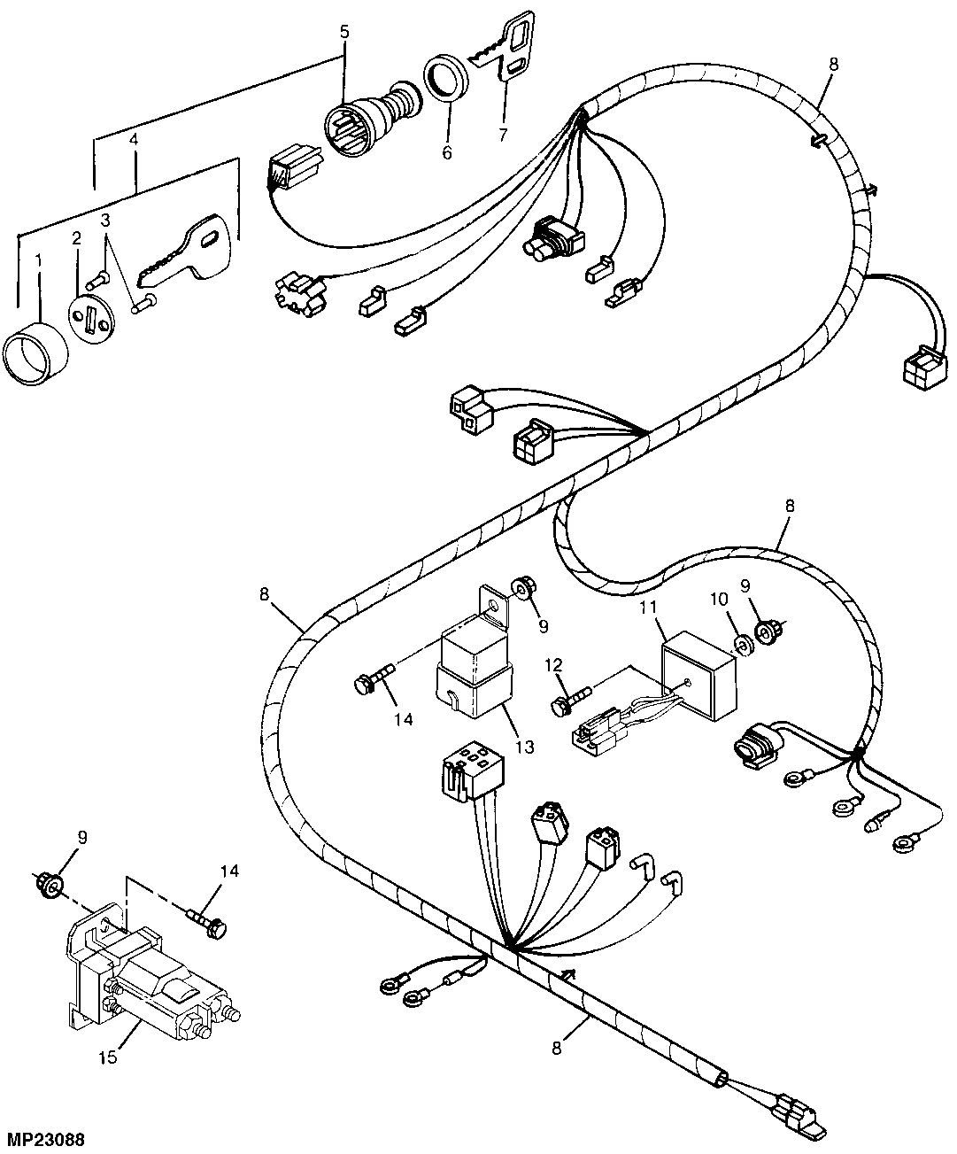 Peg Perego Power Wheels Wiring Diagram - Data Wiring Diagram Site - Starter Solenoid Wiring Diagram