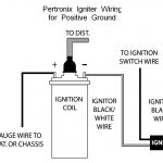Pertronix Positive Ground Wiring At How To Wire An Ignition Coil   Coil Wiring Diagram