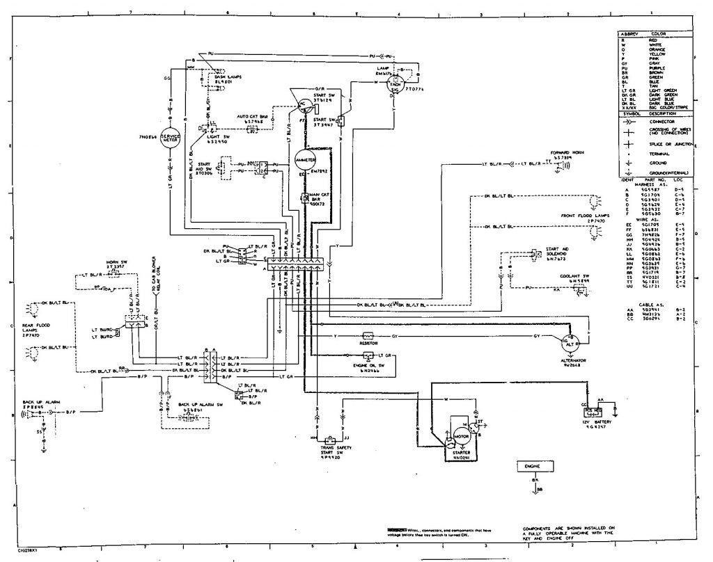 Pet Motion Detector Wiring Diagram 476