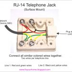 Phone Jack Wiring Diagram   Wiring Solution 2018   Phone Jack Wiring Diagram