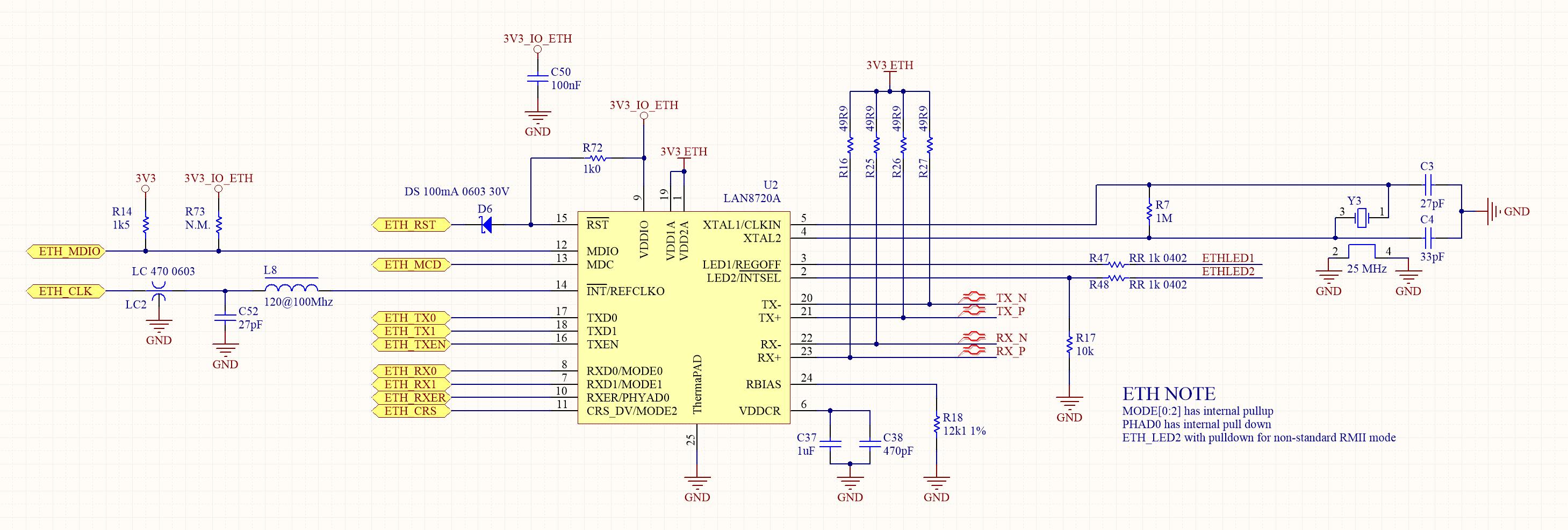 Phy Rj45 Schematic - Wiring Diagrams Hubs - Rj45 Wiring Diagram