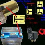 Piaggio Starter Motor Fault Finding   Blog   Pedparts Uk   Starter Motor Wiring Diagram