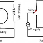 Pictures Single Phase 220V Wiring Diagram Compressor Simple   Ac Motor Reversing Switch Wiring Diagram