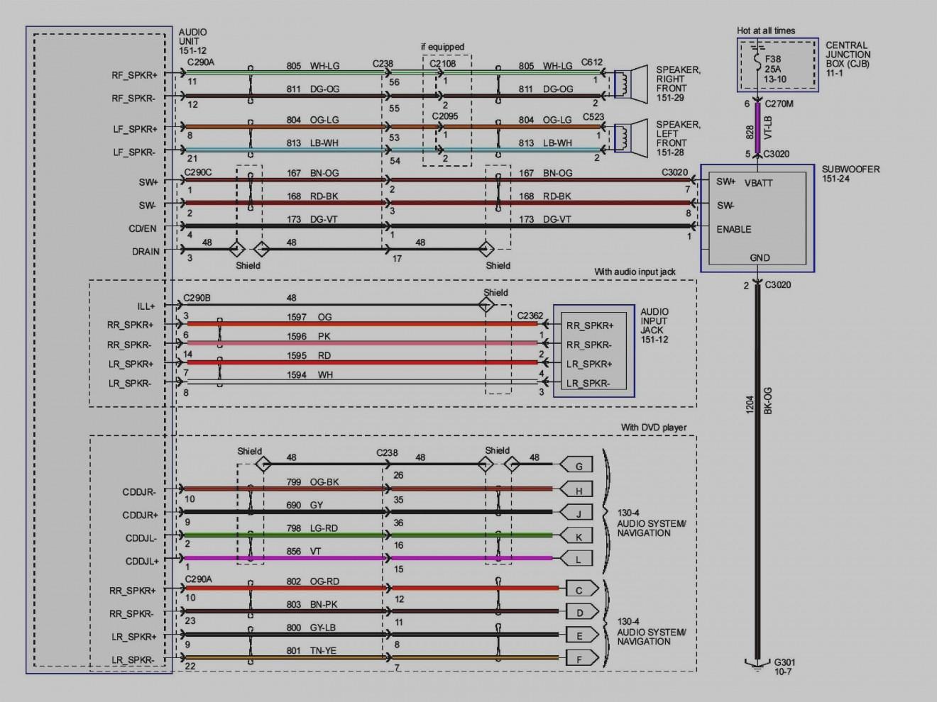 Pioneer Car Stereo Wiring Diagram Elegant Appearance On In | Philteg.in - 7010B Stereo Wiring Diagram
