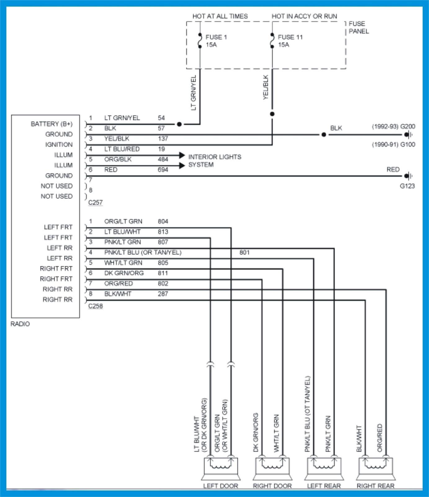 Pioneer Car Stereo Wiring Diagram Me 12 1 | Hastalavista - Pioneer Car Stereo Wiring Diagram Free