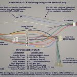 Pioneer Car Stereo Wiring Harness Diagram | Mechanic's Corner   Pioneer Stereo Wiring Diagram