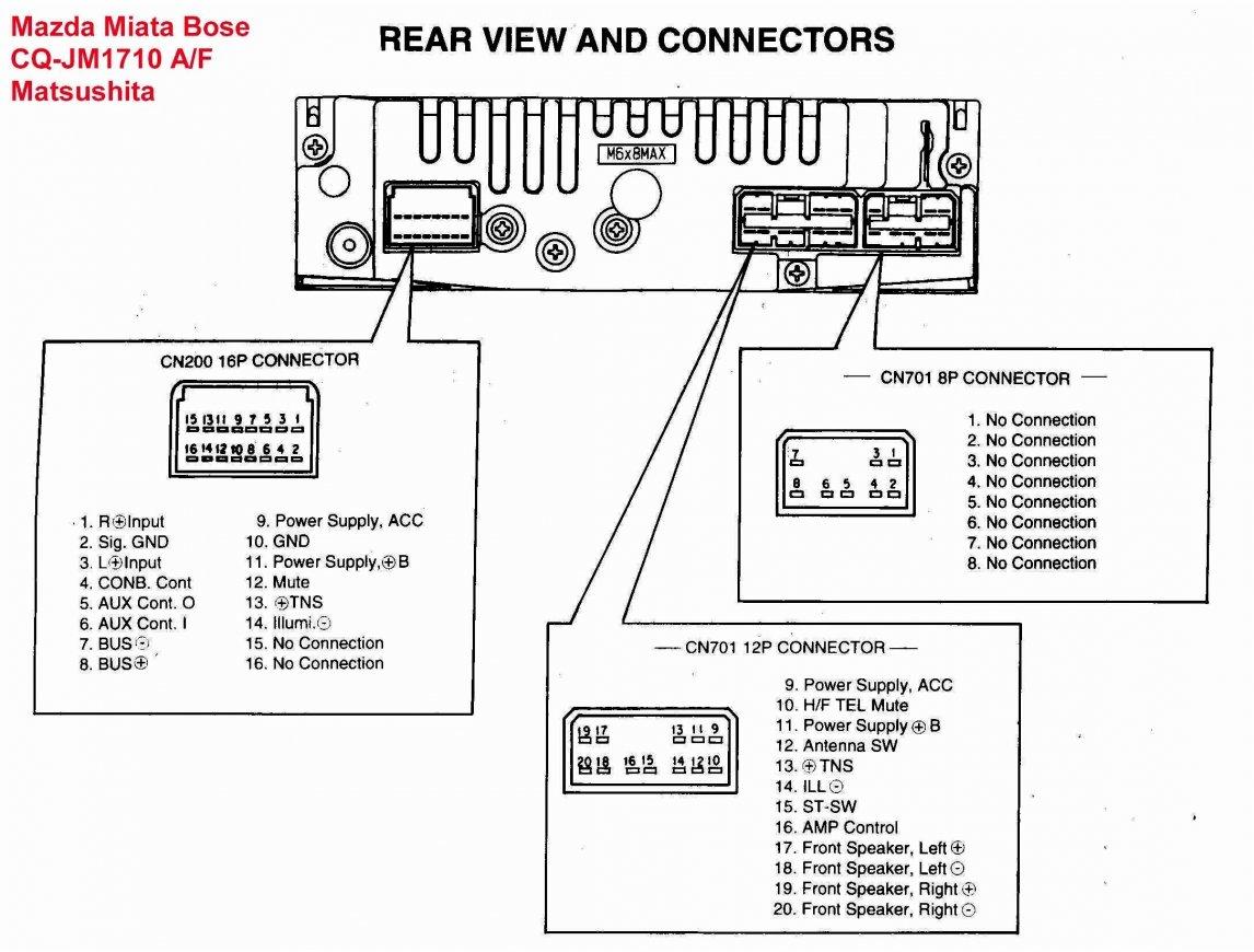 Pioneer Fh Wiring Diagram - Data Wiring Diagram Today - Pioneer Fh-X720Bt Wiring Diagram