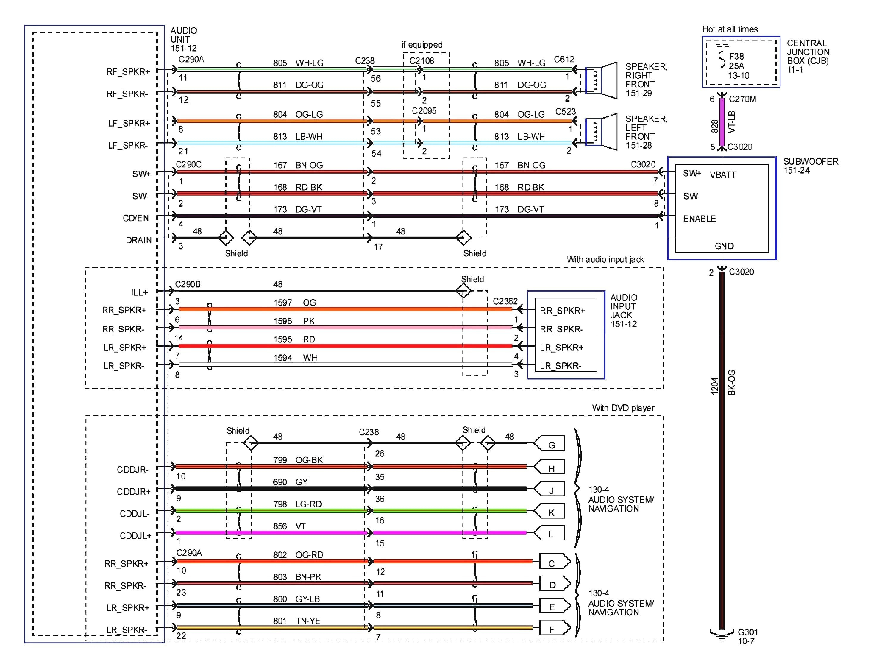 Pioneer Dxt X4869Bt Wiring Diagram from 2020cadillac.com