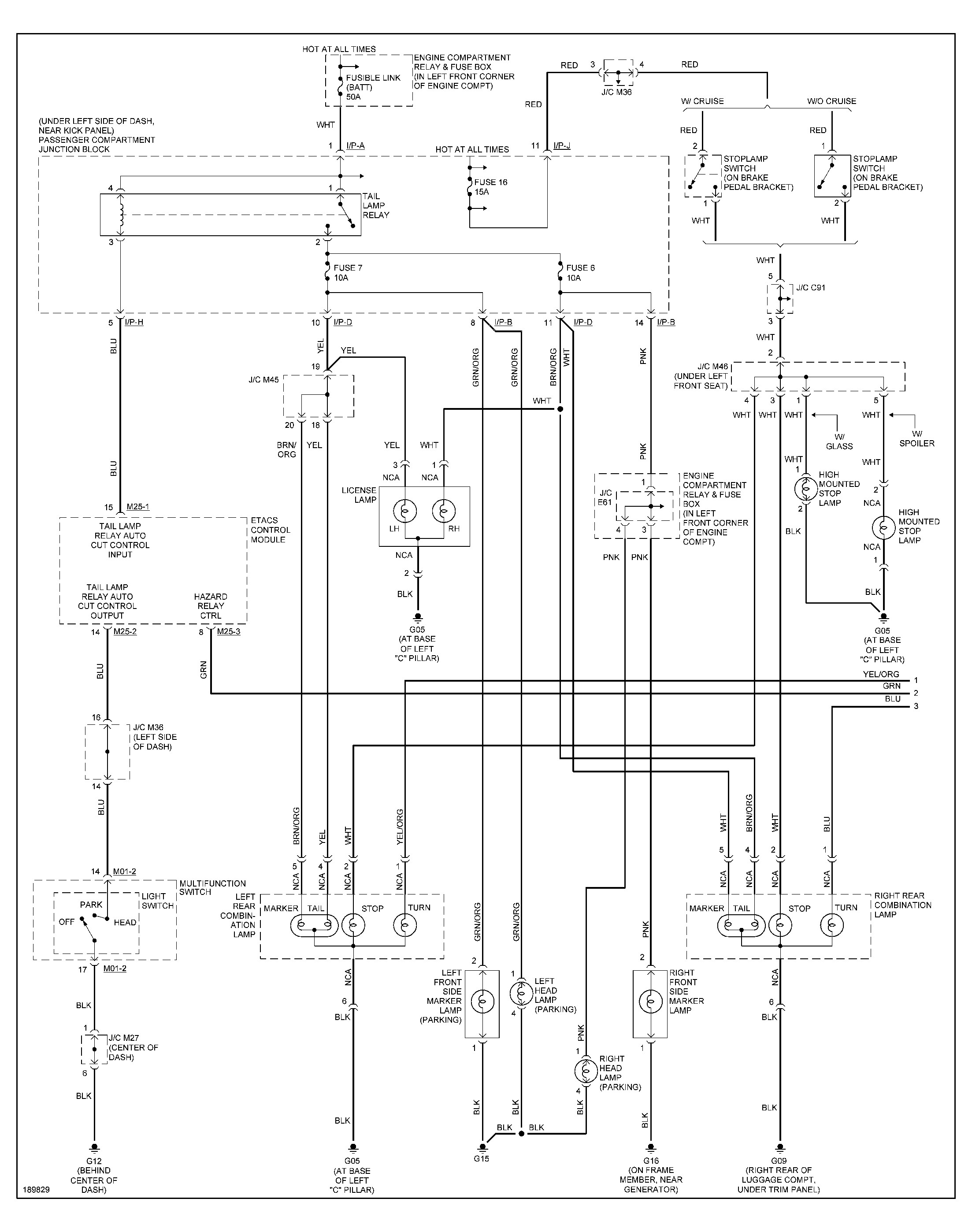 Power Acoustik In Dash Wiring Diagrams | Manual E-Books - Power Acoustik Pdn-626B Wiring Diagram
