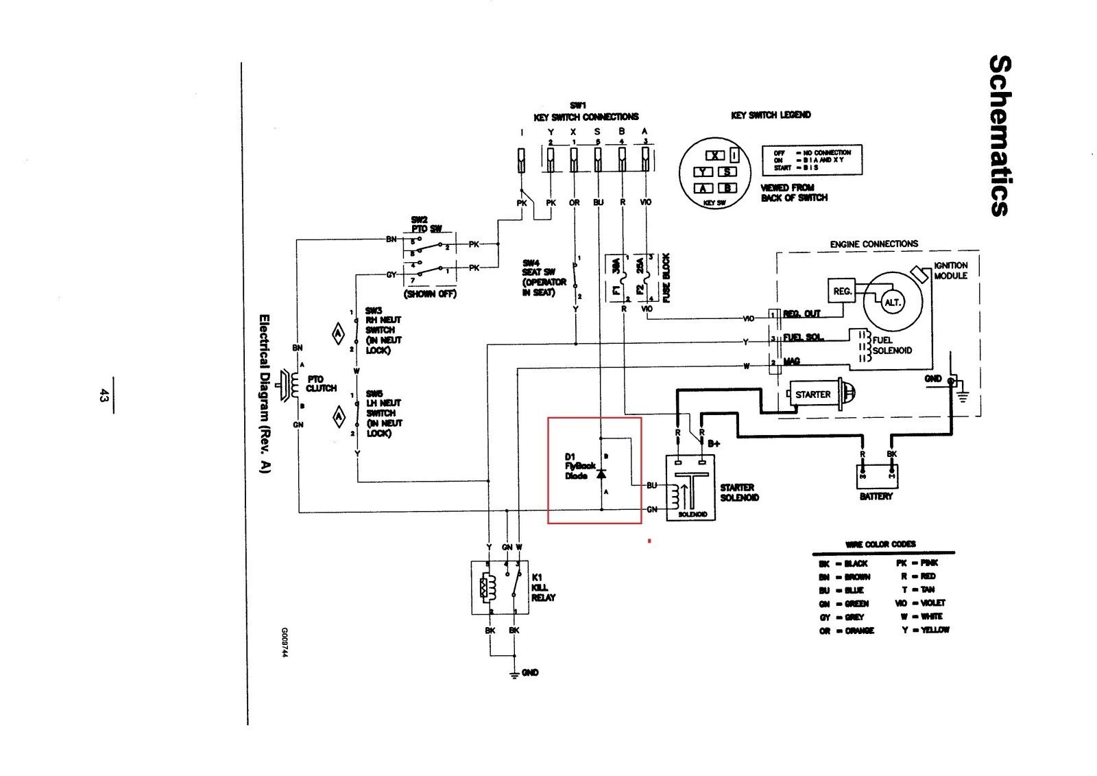 Pretty Bobcat Wiring Schematic Photos The Best Electrical Circuit - 7 Pin Connector Wiring Diagram