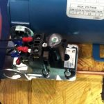 Proper Installation Wiring Procedure: Wiring To The Air Compressor's   Air Compressor Wiring Diagram 230V 1 Phase