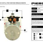 Pump Wiring Diagrams   12 Volt Hydraulic Pump Wiring Diagram