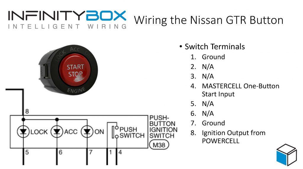 Push Start Stop Wiring Diagram