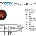 Push Start Stop Wiring Diagram | Schematic Diagram   Push Button Starter Switch Wiring Diagram