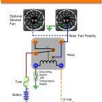 Radiator Cooling Fan Relay Wiring Diagram | Manual E Books   Electric Fan Relay Wiring Diagram