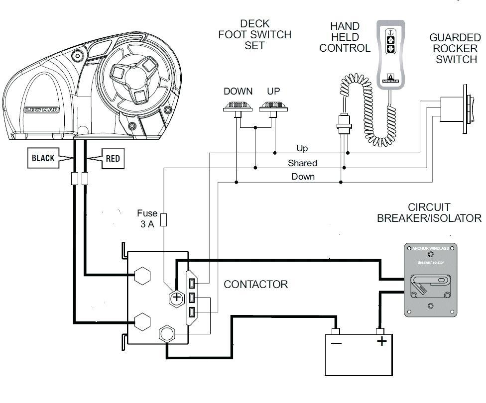 Ramsey Winch Wiring Diagram Free Download Schematic - Wiring Data - Ramsey Winch Wiring Diagram