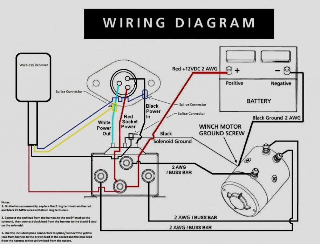 Ramsey Winch Wiring Diagram Solenoid