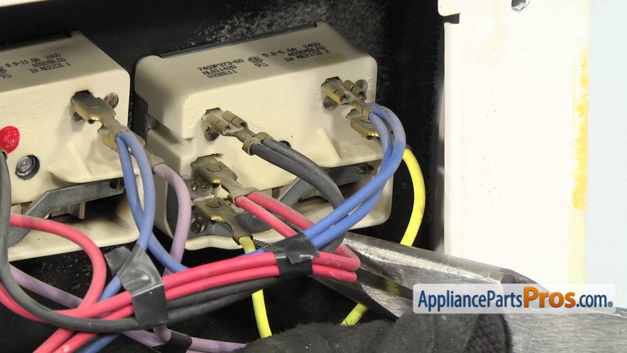 Range Infinite Switch (Part #wp7403P238-60) - How To Replace - Youtube - Infinite Switch Wiring Diagram