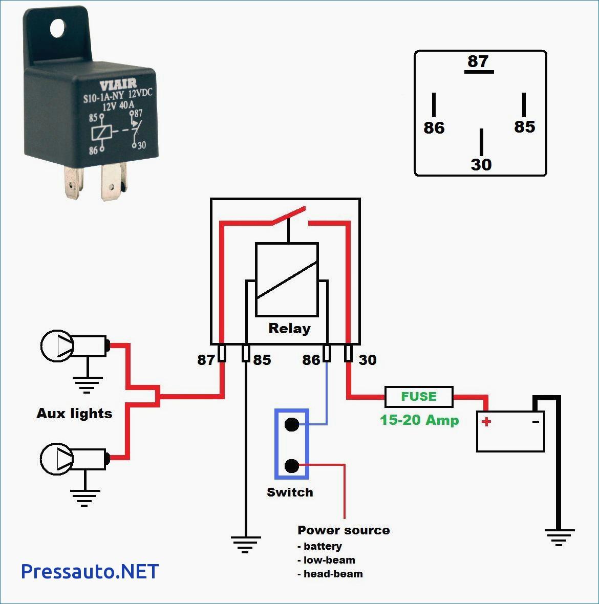 Relay For Fog Lights Wiring Diagram - Allove - Fog Light Wiring Diagram