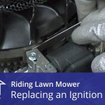 Replacing An Ignition Coil On A Riding Lawn Mower   Youtube   Kohler Command Wiring Diagram