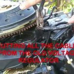 Replacing The $100 Voltage Regulator On Outboard Motors With A $4   Mercury Outboard Rectifier Wiring Diagram