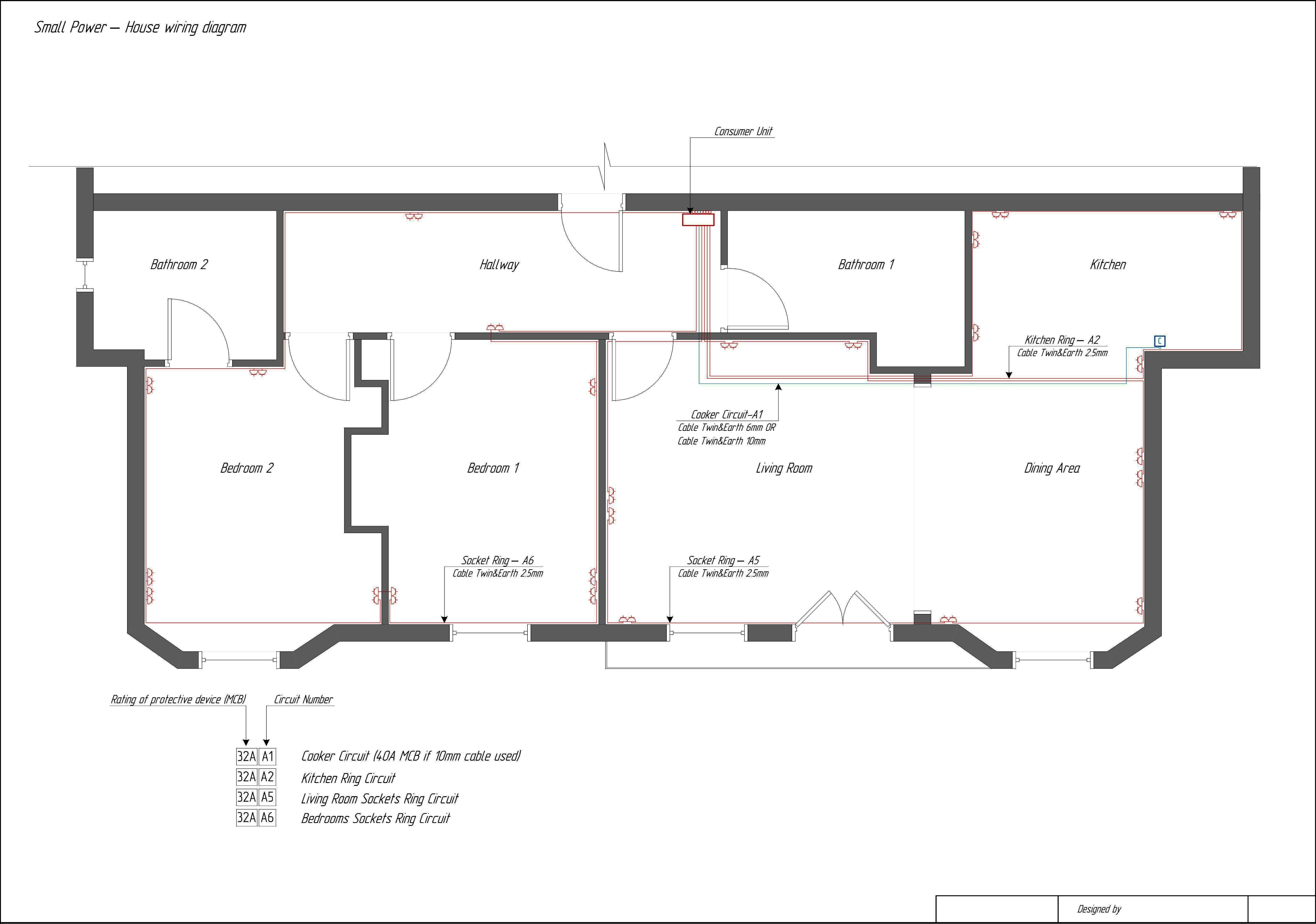 Residential Wiring Circuit Diagrams - Top Leader Wiring Diagram Site • - Electrical Circuit Diagram House Wiring