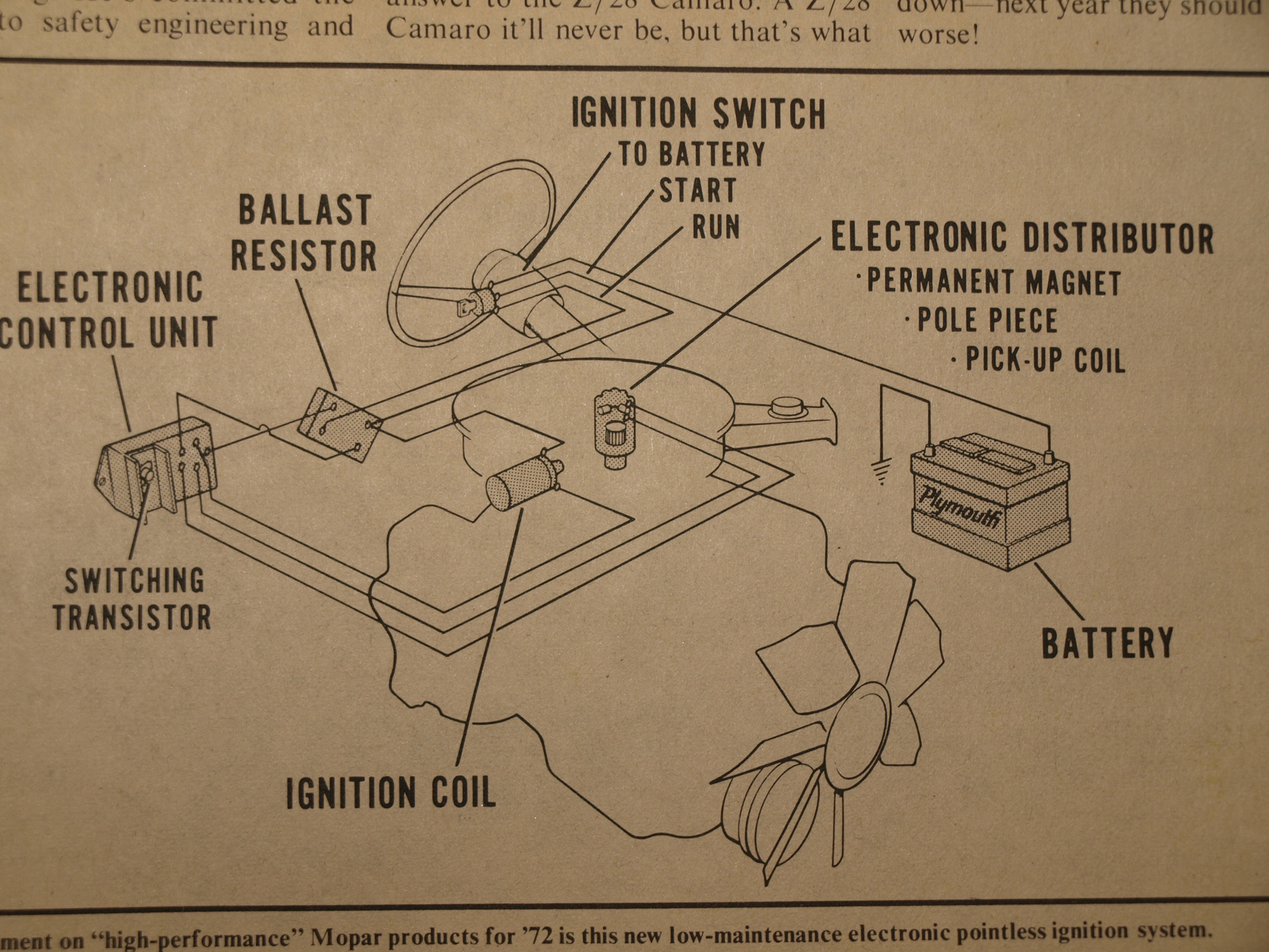 Rev-N-Nator Electronic Ignitionr/t Garage - Hot Rod Network - Mopar Electronic Ignition Wiring Diagram