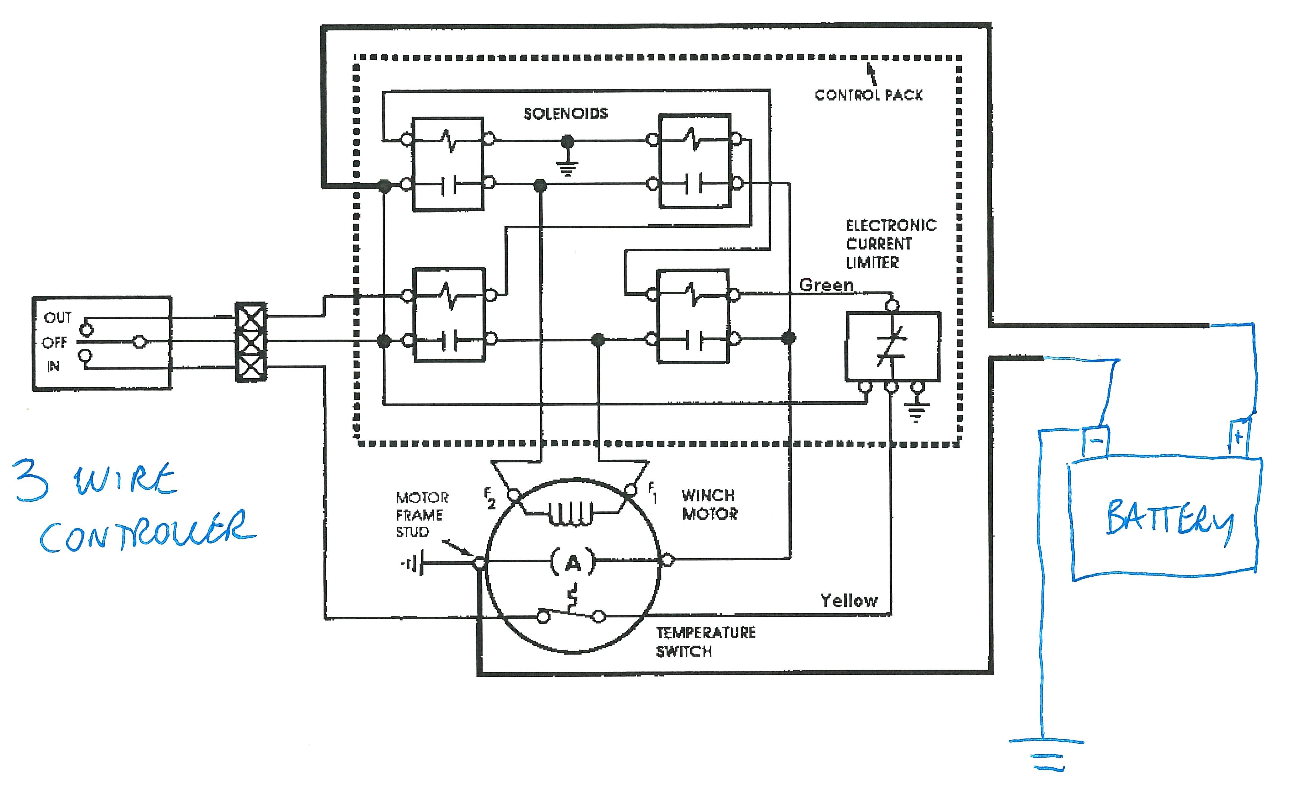 Reversing Solenoid Wiring Diagram | Wiring Library - 12 Volt Winch Solenoid Wiring Diagram
