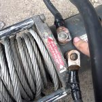 Rewiring And Troubleshooting A Warn M8000 Winch   Part 1   Youtube   Warn Winch Wiring Diagram