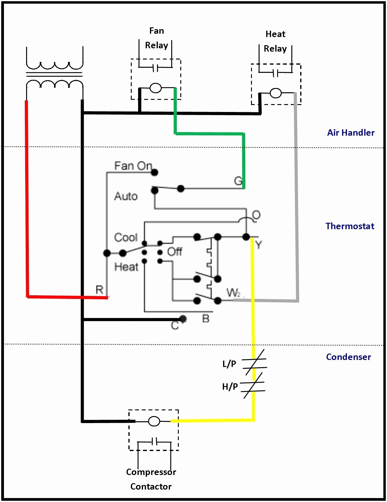 Rheem Heat Pump Contactor Wiring Diagram | Wiring Diagram - Rheem Heat Pump Wiring Diagram