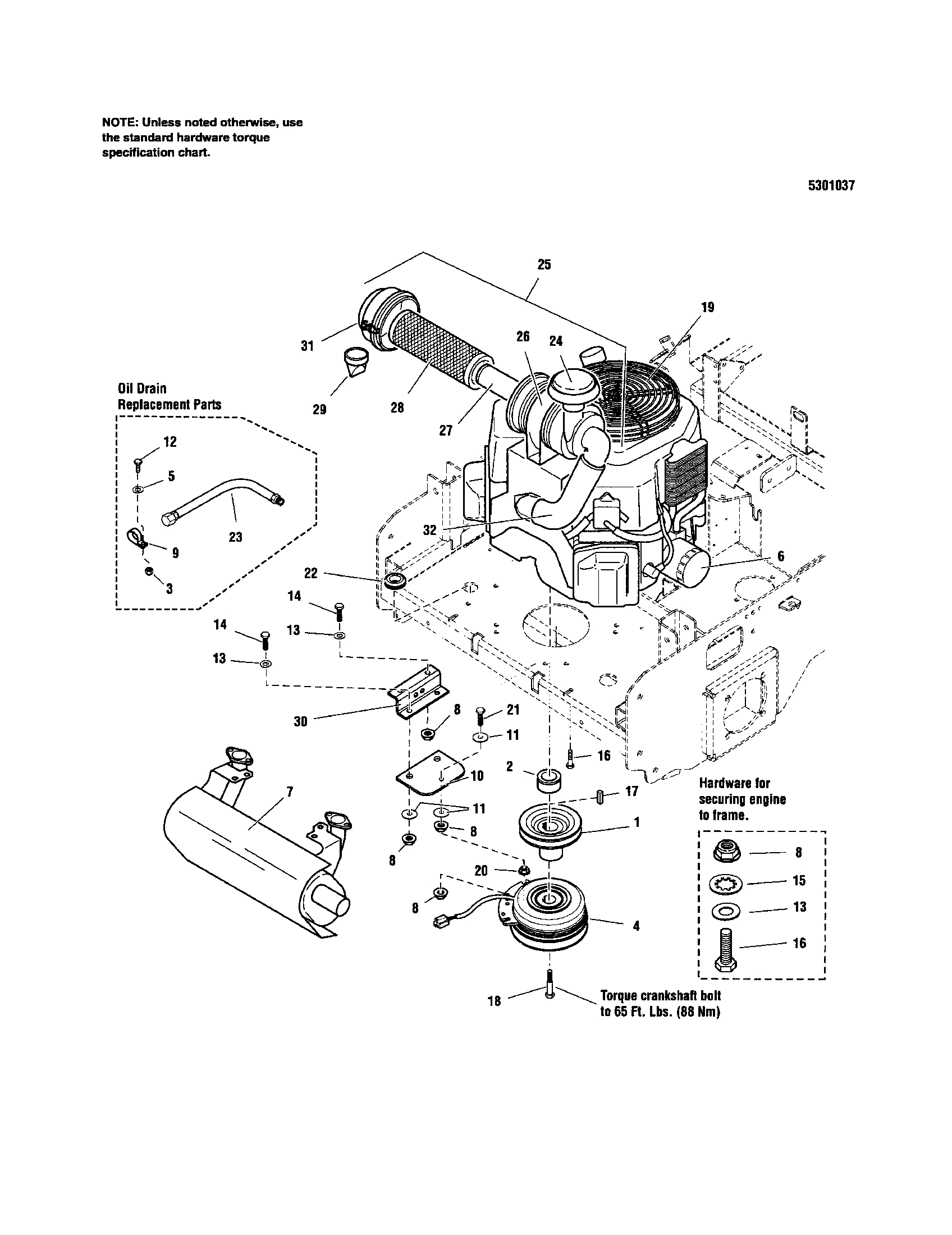 Riding Mower Engine Diagram | Wiring Library - Kohler Engine Wiring Diagram