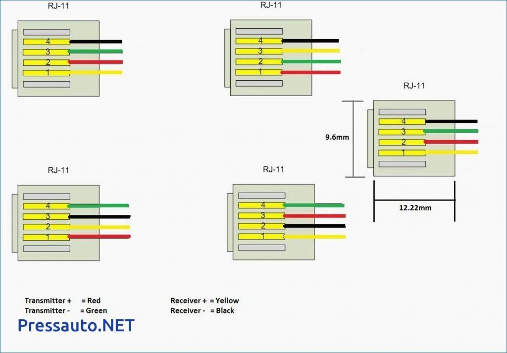 Rj45 110 Block Wiring Diagram
