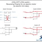 Rocker Switch Wiring Diagrams | New Wire Marine   Carling Rocker Switch Wiring Diagram