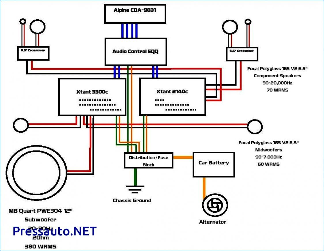 Rockford Fosgate 5 Channel Amp Wiring Diagram   Wiring Diagram - 5 Channel Amp Wiring Diagram