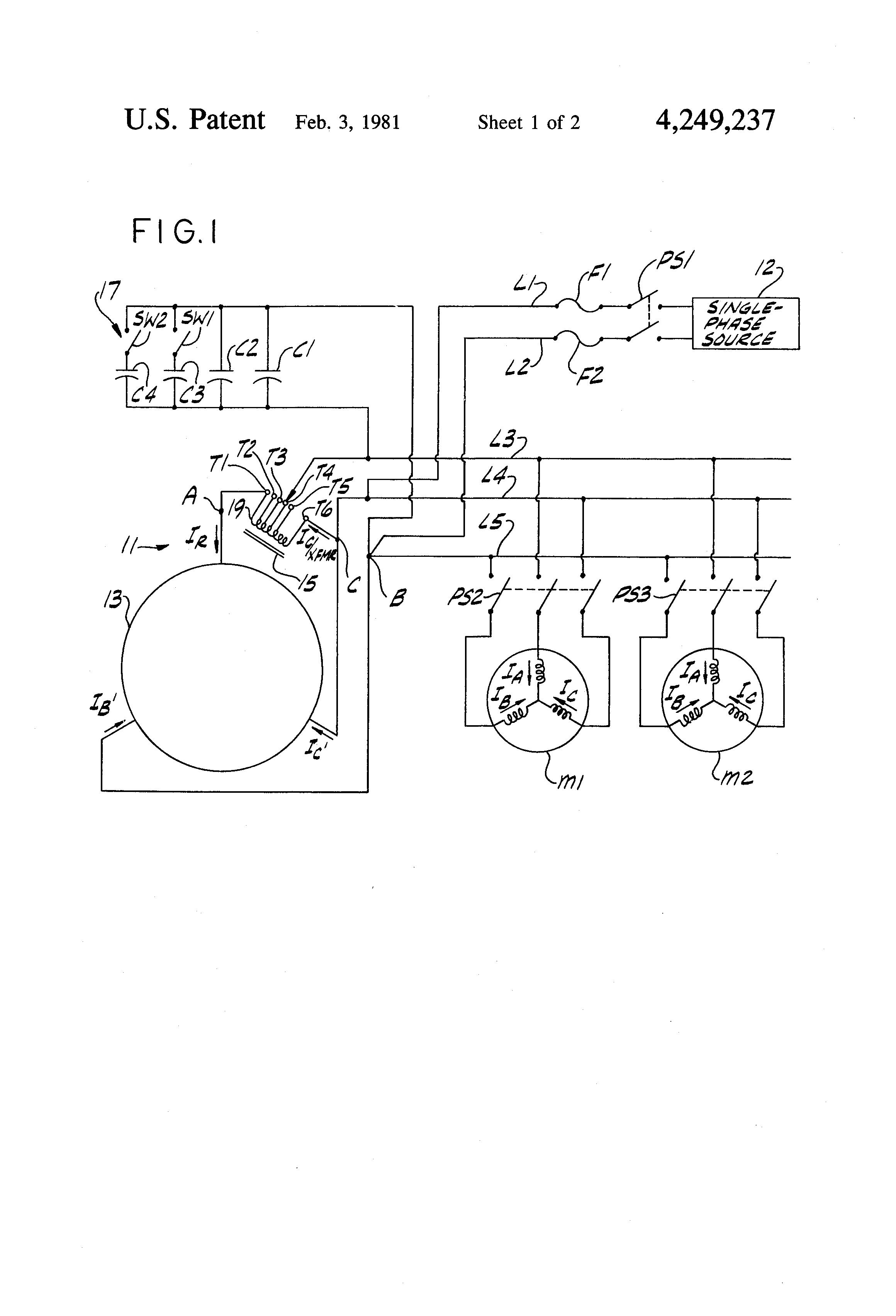 Ronk Phase Converter Wiring Diagram - Schematics Wiring Diagram - Rotary Phase Converter Wiring Diagram