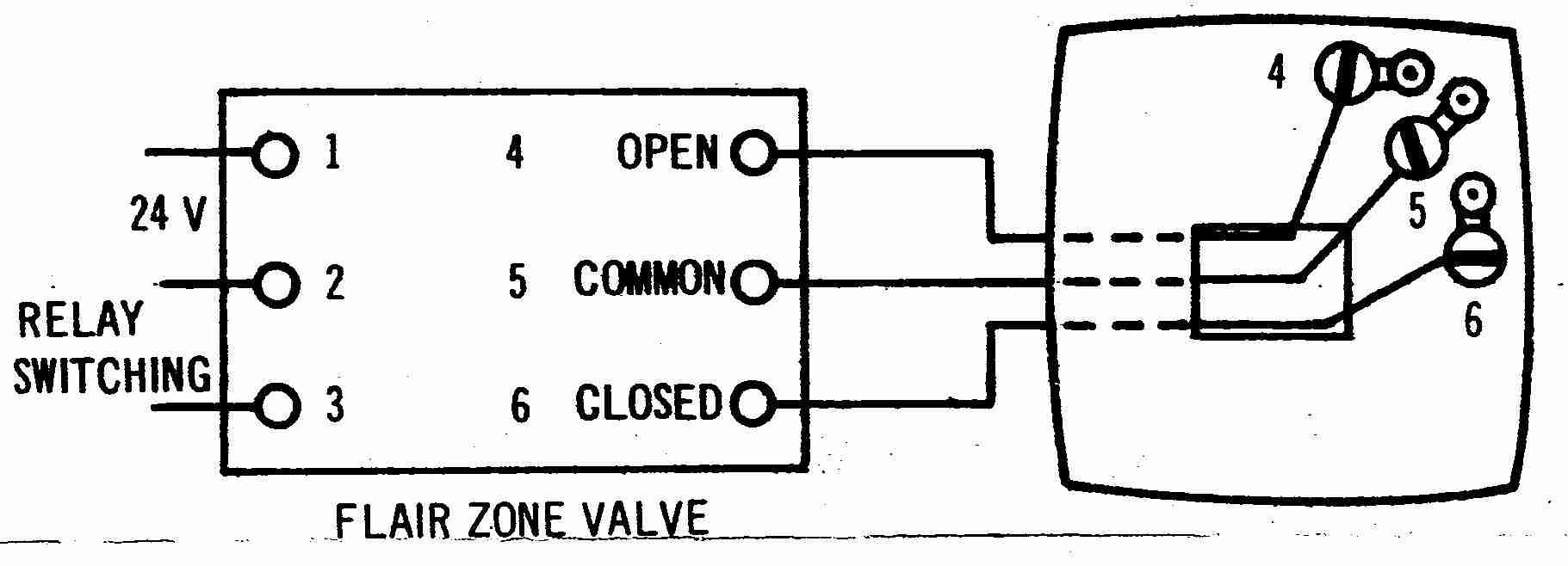 Room Thermostat Wiring Diagrams For Hvac Systems - 4 Wire Thermostat Wiring Diagram