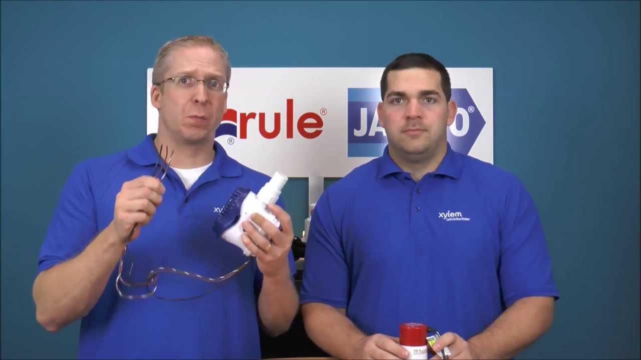 Rule - Identifying The 3 Wires On The Rule Bilge Pumps - Youtube - Bilge Pump Wiring Diagram