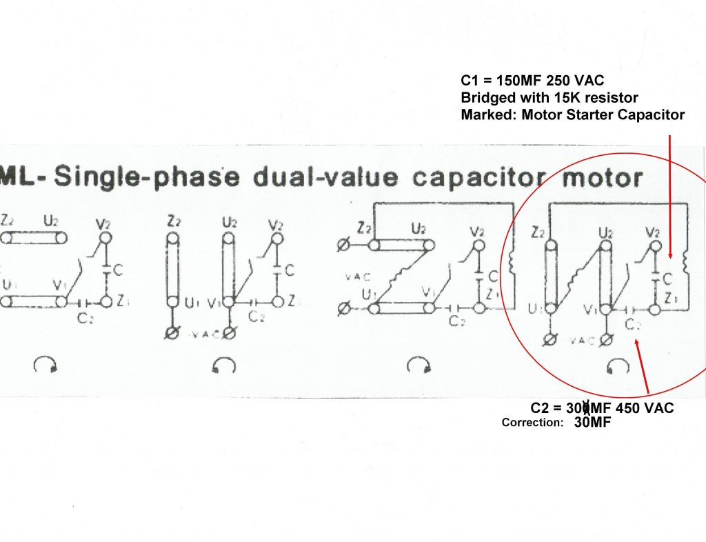 Run Capacitor Wiring Diagram For Ac Unit Cost Start Air