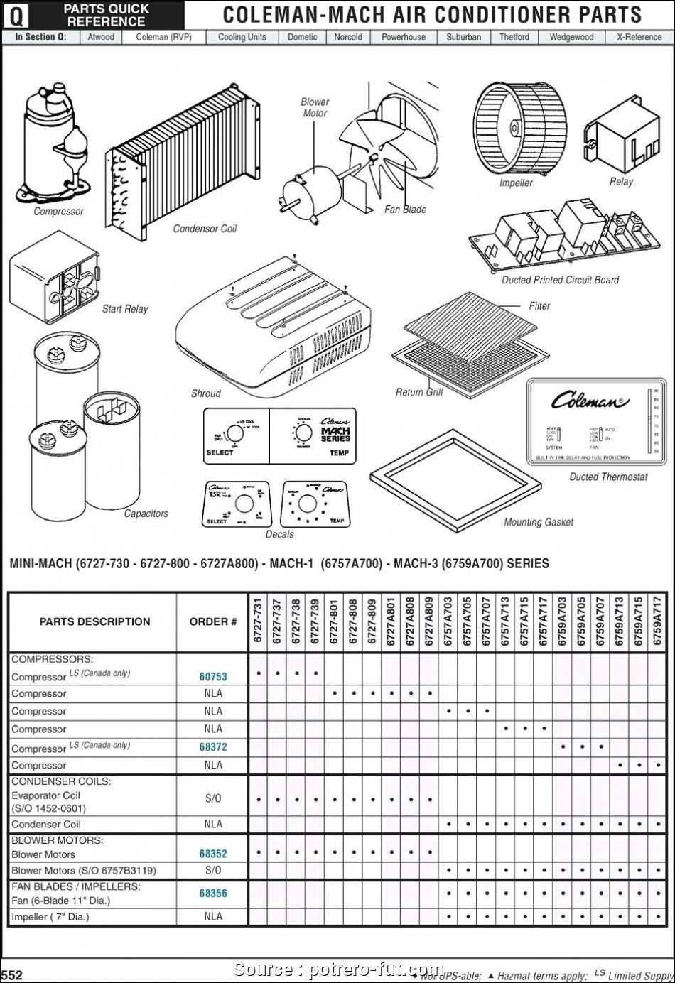 Rv Comfort Hc Coleman Mach Thermostat Wiring Diagram | Wiring Diagram - Coleman Mach Thermostat Wiring Diagram