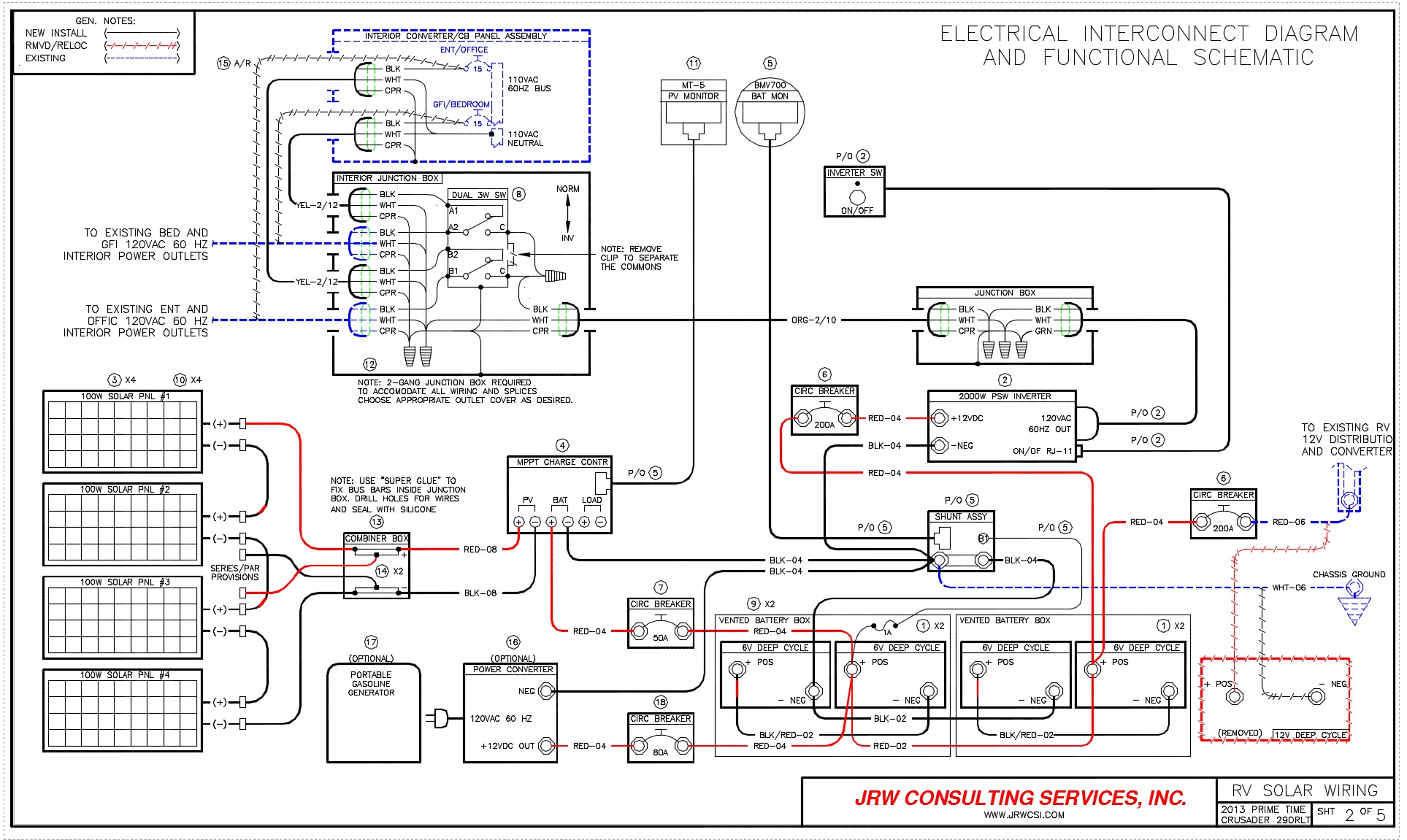 Rv Converter Schematic | Wiring Diagram - Rv Converter Charger Wiring Diagram