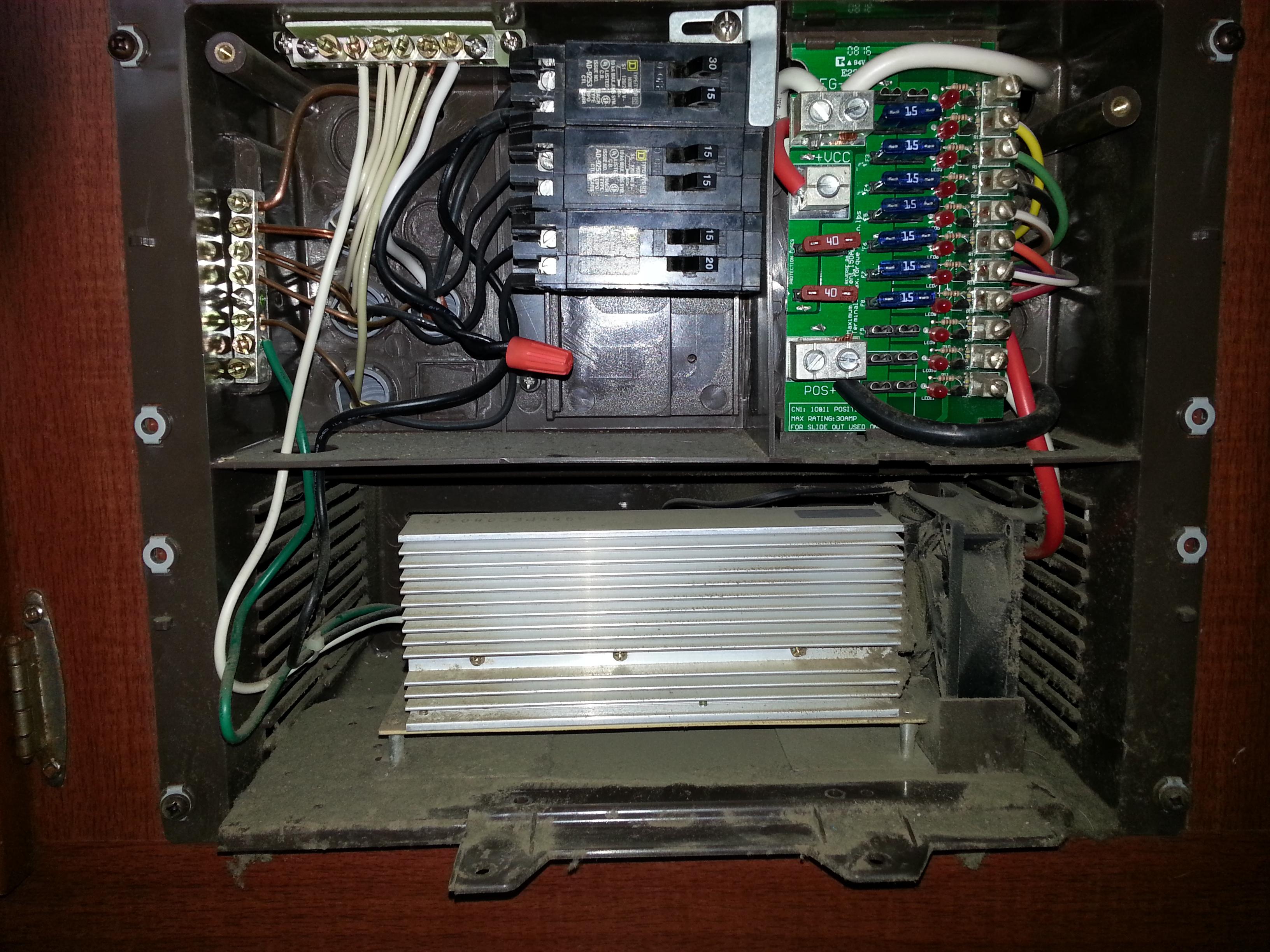Rv Fuse Boxes | Wiring Diagram - Camper Electrical Wiring Diagram